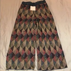 Woman pants shining vicolo from Italy